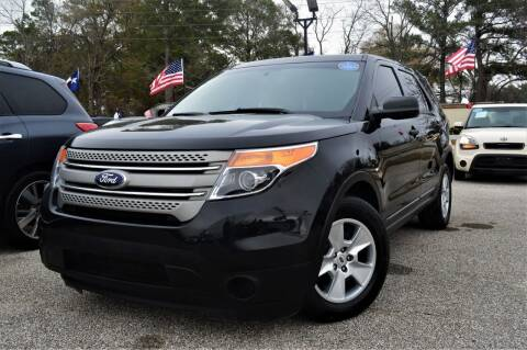 2013 Ford Explorer for sale at Rivera Auto Group in Spring TX
