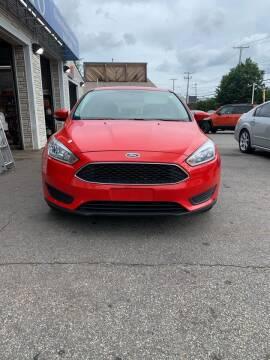 2016 Ford Focus for sale at Caravan Auto in Cranston RI