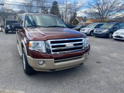 2007 Ford Expedition for sale at Auto Gallery in Taunton MA