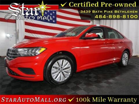 2019 Volkswagen Jetta for sale at STAR AUTO MALL 512 in Bethlehem PA