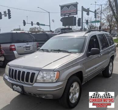 2001 Jeep Grand Cherokee for sale at Corridor Motors in Cedar Rapids IA