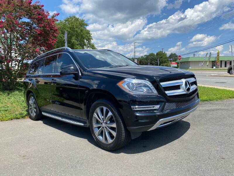 2014 Mercedes-Benz GL-Class for sale at Main Street Auto LLC in King NC