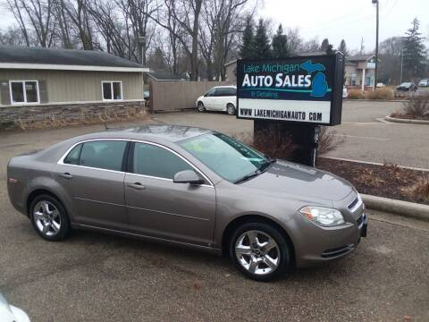 2010 Chevrolet Malibu for sale at Lake Michigan Auto Sales & Detailing in Allendale MI