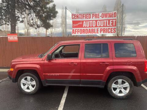 2016 Jeep Patriot for sale at Flagstaff Auto Outlet in Flagstaff AZ