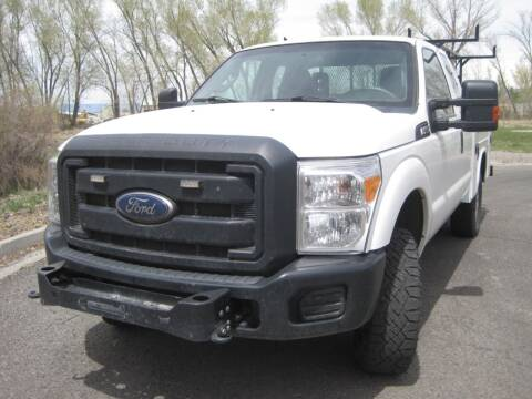 2015 Ford F-350 Super Duty for sale at Pollard Brothers Motors in Montrose CO