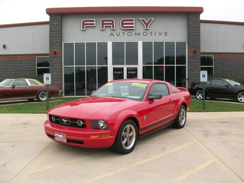 2006 Ford Mustang for sale at Frey Automotive in Muskego WI
