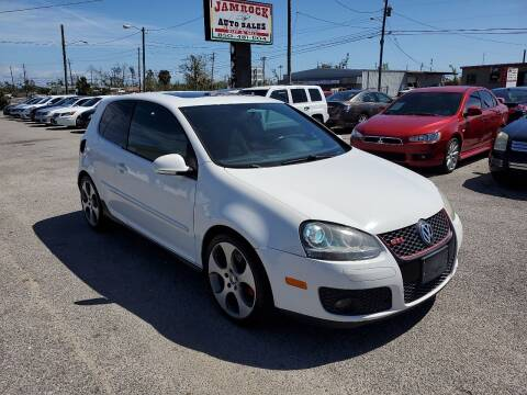 2009 Volkswagen GTI for sale at Jamrock Auto Sales of Panama City in Panama City FL