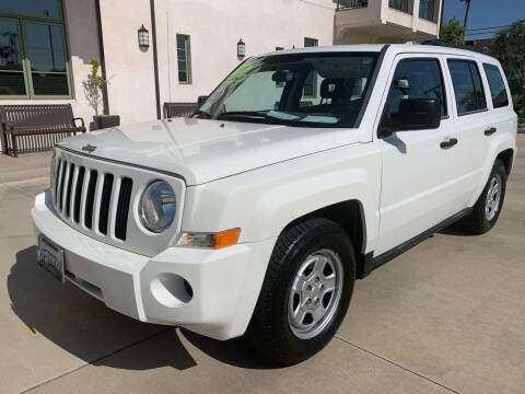 2008 Jeep Patriot for sale at Select Auto Wholesales in Glendora CA