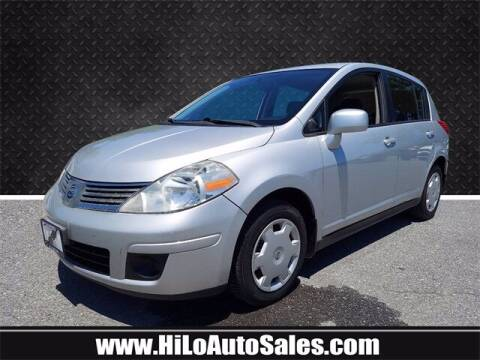 2009 Nissan Versa for sale at Hi-Lo Auto Sales in Frederick MD