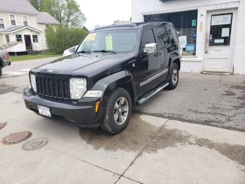 2008 Jeep Liberty for sale at York Street Auto in Poultney VT