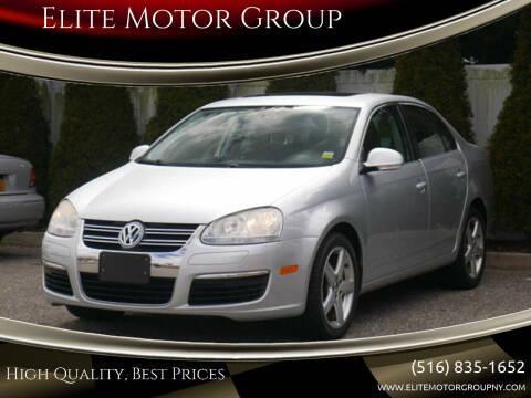 2009 Volkswagen Jetta for sale at Elite Motor Group in Farmingdale NY