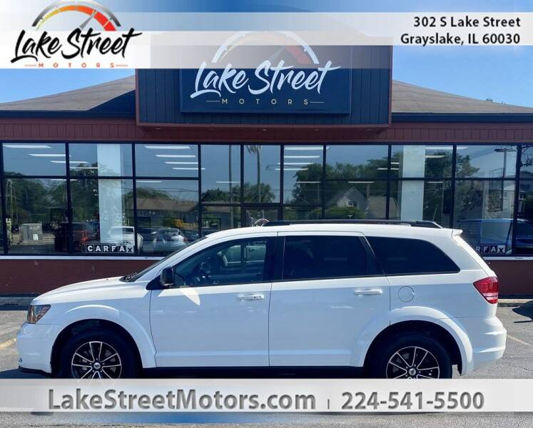 2018 Dodge Journey for sale in Grayslake, IL