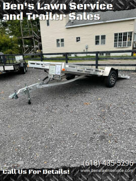 2022 Bear Track BTU79176T for sale at Ben's Lawn Service and Trailer Sales in Benton IL