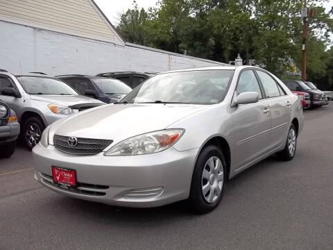 2003 Toyota Camry for sale at 1st Choice Auto Sales in Fairfax VA