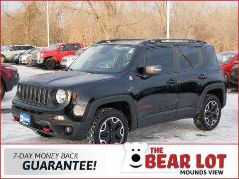 2016 Jeep Renegade for sale at Rydell Auto Outlet in Mounds View MN