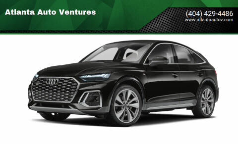 2021 Audi Q5 for sale at Atlanta Auto Ventures in Roswell GA