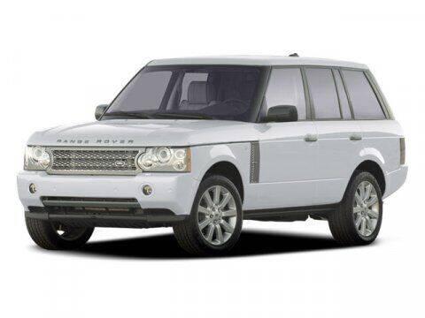 2008 Land Rover Range Rover for sale at Distinctive Car Toyz in Egg Harbor Township NJ