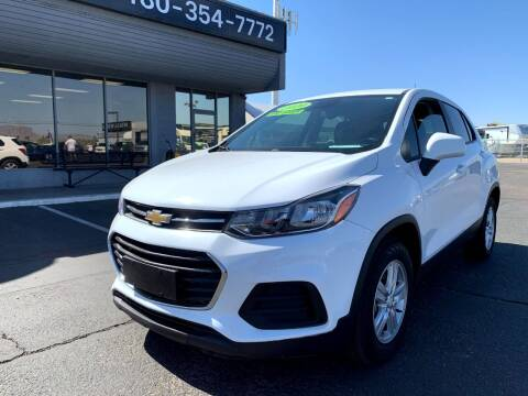 2020 Chevrolet Trax for sale at Ideal Cars Atlas in Mesa AZ