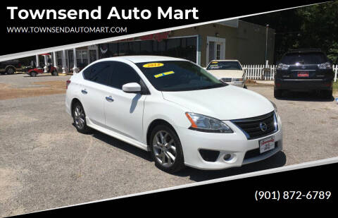 2014 Nissan Sentra for sale at Townsend Auto Mart in Millington TN