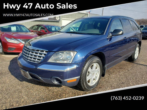 2004 Chrysler Pacifica for sale at Hwy 47 Auto Sales in Saint Francis MN