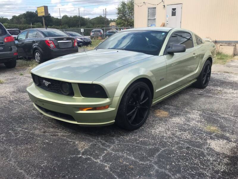 2006 Ford Mustang for sale at K-M-P Auto Group in San Antonio TX