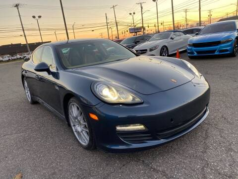 2010 Porsche Panamera for sale at M-97 Auto Dealer in Roseville MI