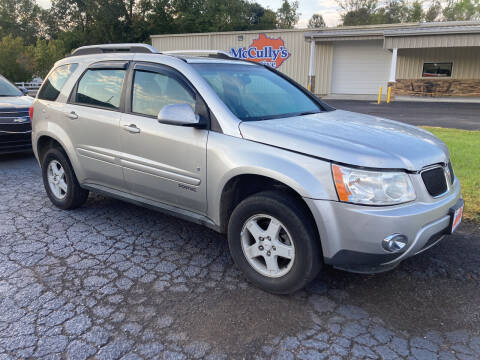 2008 Pontiac Torrent for sale at McCully's Automotive - Under $10,000 in Benton KY