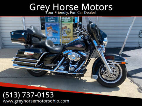 2008 Harley-Davidson Electra Glide Classic for sale at Grey Horse Motors in Hamilton OH