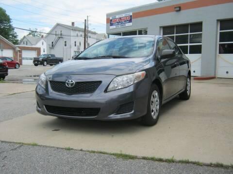 2010 Toyota Corolla for sale at Joe's Auto Sales & Service in Cumberland RI