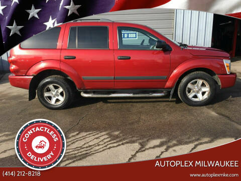 2006 Dodge Durango for sale at Autoplex Milwaukee in Milwaukee WI