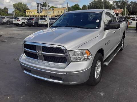 2017 RAM Ram Pickup 1500 for sale at YOUR BEST DRIVE in Oakland Park FL