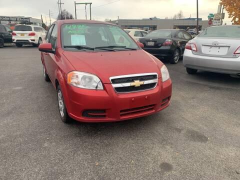 2011 Chevrolet Aveo for sale at ALASKA PROFESSIONAL AUTO in Anchorage AK