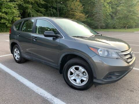2012 Honda CR-V for sale at Lifetime Automotive LLC in Middletown OH