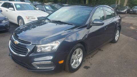 2015 Chevrolet Cruze for sale at GA Auto IMPORTS  LLC in Buford GA