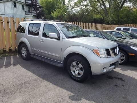 2006 Nissan Pathfinder for sale at TL Motors LLC in Hartford WI