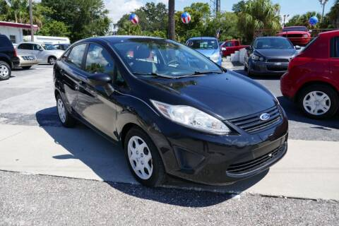2013 Ford Fiesta for sale at J Linn Motors in Clearwater FL