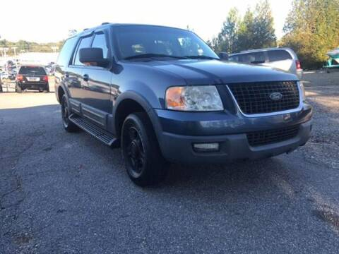 2003 Ford Expedition for sale at Hillside Motors Inc. in Hickory NC