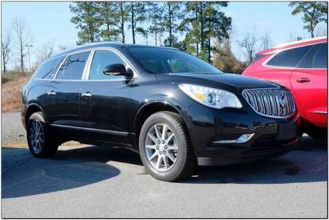 2017 Buick Enclave for sale at WHITE MOTORS INC in Roanoke Rapids NC