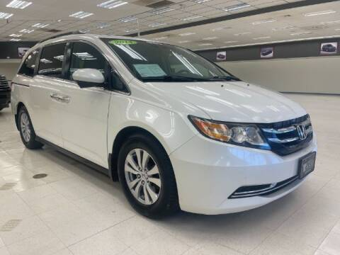 2014 Honda Odyssey for sale at Adams Auto Group Inc. in Charlotte NC