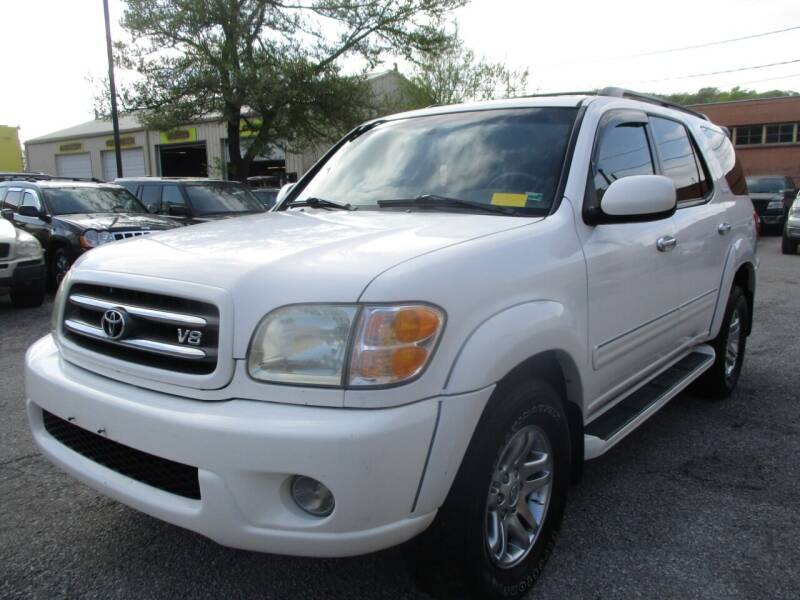 2004 Toyota Sequoia for sale at Ideal Auto in Kansas City KS