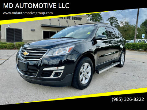 2014 Chevrolet Traverse for sale at MD AUTOMOTIVE LLC in Slidell LA