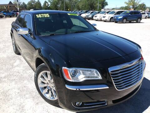 2012 Chrysler 300 for sale at Canyon View Auto Sales in Cedar City UT