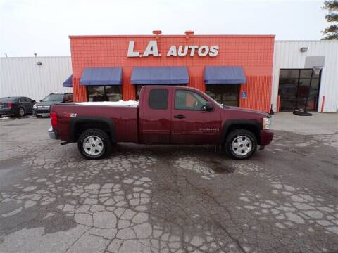 2008 Chevrolet Silverado 1500 for sale at L A AUTOS in Omaha NE