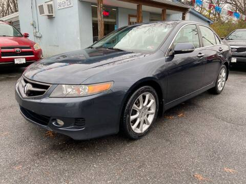 2007 Acura TSX for sale at Elite Auto Sales Inc in Front Royal VA