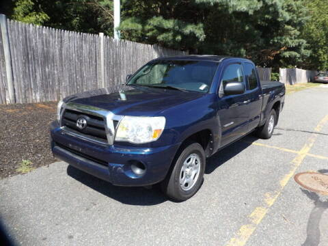 2005 Toyota Tacoma for sale at Wayland Automotive in Wayland MA