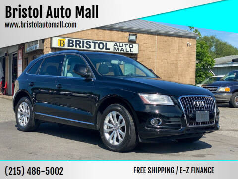 2013 Audi Q5 for sale at Bristol Auto Mall in Levittown PA