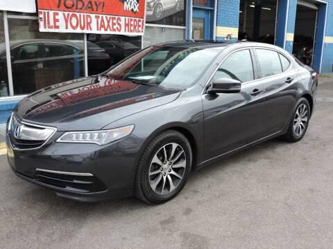 2016 Acura TLX for sale at Drive Auto Sales & Service, LLC. in North Charleston SC