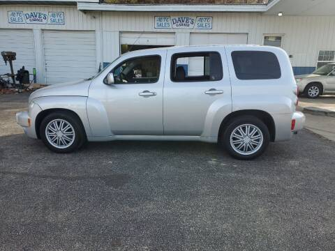 2010 Chevrolet HHR for sale at Dave's Garage & Auto Sales in East Peoria IL