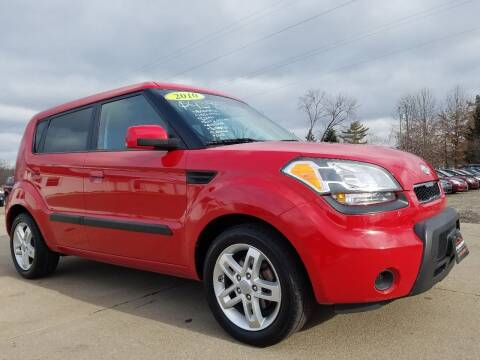 2010 Kia Soul for sale at CarNation Auto Group in Alliance OH