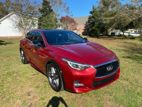 2017 Infiniti QX30 for sale at Select Auto Sales in Havelock NC
